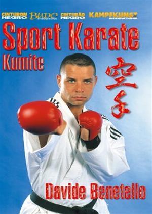 Rent Karate Sports Kumite Online DVD Rental