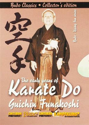 Rent Karate: G. Funakoshi Online DVD Rental
