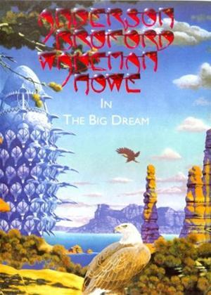 Rent Anderson, Bruford, Wakeman, Howe: In the Big Dream Online DVD Rental