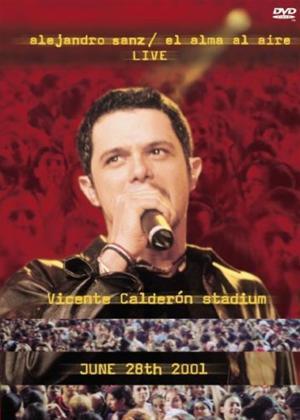 Rent Alejandro Sanz En Concierto En El Vincente Calderon Online DVD Rental