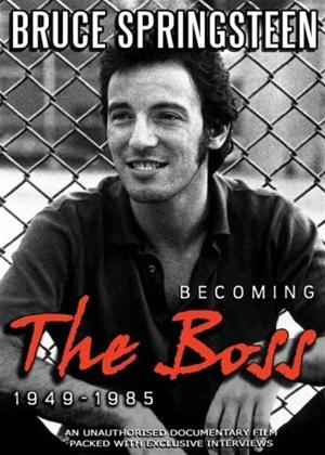 Rent Bruce Springsteen: Becoming the Boss 1949-1985 Online DVD Rental