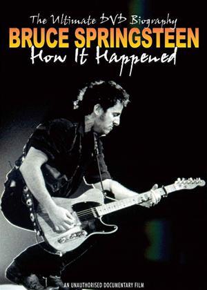 Rent Bruce Springsteen: How It Happened Online DVD Rental