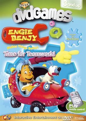Rent Engie Benjy: Time for Teamwork Online DVD Rental