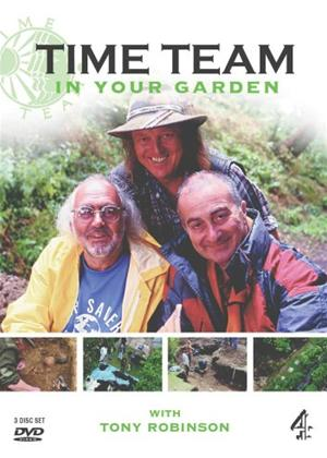 Rent Time Team: In Your Garden Online DVD Rental