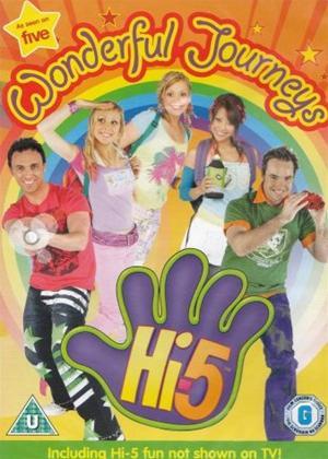 Rent Hi 5: Wonderful Journeys Online DVD Rental