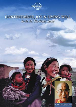 Rent H.H. the Dalai Lama: Contentment, Joy and Living Well Online DVD Rental
