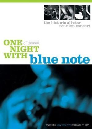 Rent One Night with Blue Note: Vol.1 Online DVD Rental