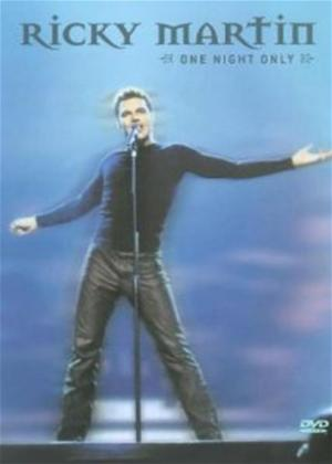 Rent Ricky Martin: One Night Only Online DVD Rental