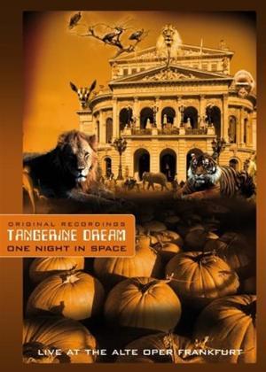 Rent Tangerine Dream: One Night in Space Online DVD Rental