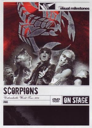 Rent Scorpions: Unbreakable: One Night in Vienna Online DVD Rental