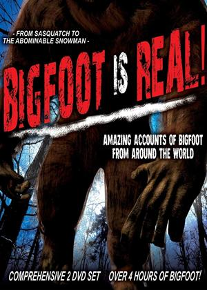 Rent Bigfoot Is Real (aka Bigfoot Is Real: Sasquatch to the Abominable Snowman) Online DVD Rental