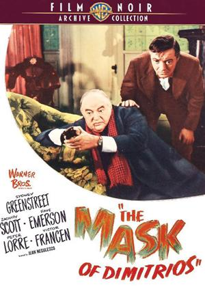 Rent The Mask of Dimitrios Online DVD Rental