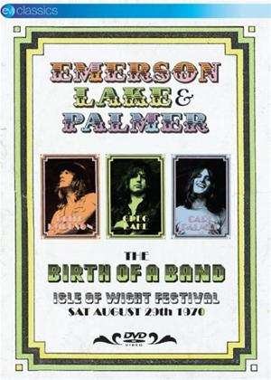 Rent Emerson, Lake and Palmer: The Birth of a Band Online DVD Rental