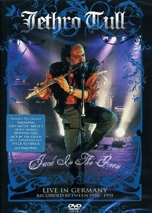Rent Jethro Tull: Jack in the Green Germany 1970-1993 Online DVD Rental
