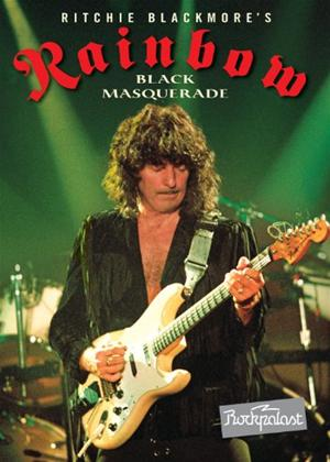 Rent Ritchie Blackmore and Rainbow: Black Masquerade Online DVD Rental