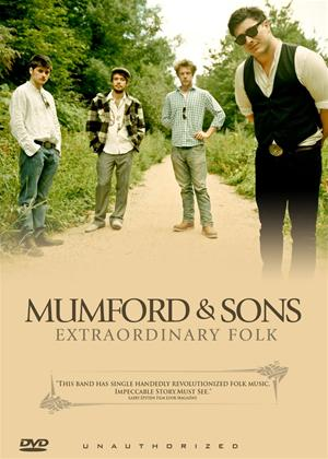Rent Mumford and Sons: Extraordinary Folk Online DVD Rental