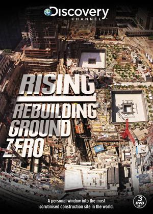 Rent Rising: Rebuilding Ground Zero Online DVD Rental