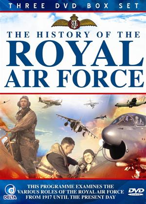 Rent The History of the Royal Air Force Online DVD Rental