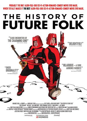Rent The History of Future Folk Online DVD Rental