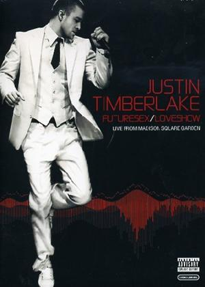 Rent Justin Timberlake: FutureSex/LoveShow: Live from Madison Square Garden Online DVD Rental