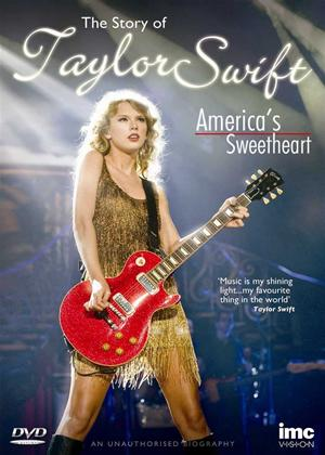 Rent Taylor Swift: America's Sweetheart Online DVD Rental