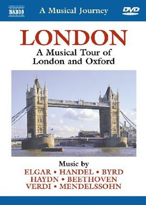 Rent A Musical Journey: London and Oxford Online DVD Rental