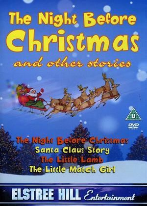 Rent Night Before Xmas and Other Stories Online DVD Rental