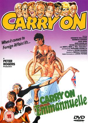 Carry on Emmannuelle Online DVD Rental