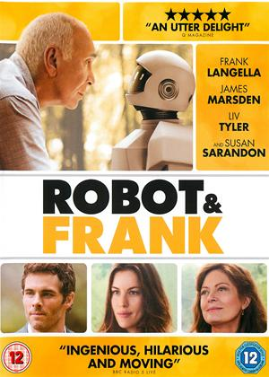 Robot and Frank Online DVD Rental