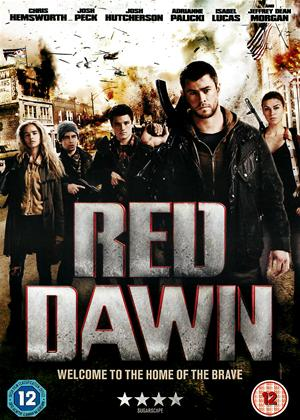 Red Dawn Online DVD Rental