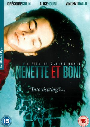 Rent Nenette and Boni (aka Nénette et Boni) Online DVD Rental