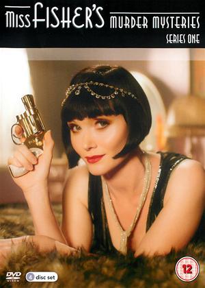 Rent Miss Fisher's Murder Mysteries: Series 1 Online DVD Rental