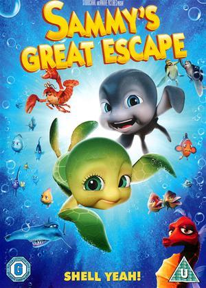 Rent Sammy's Great Escape (aka Sammy's avonturen 2 / A Turtle's Tale 2: Sammy's Escape from Paradise) Online DVD & Blu-ray Rental