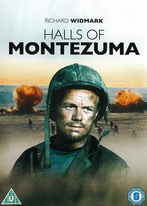 Rent Halls of Montezuma Online DVD & Blu-ray Rental