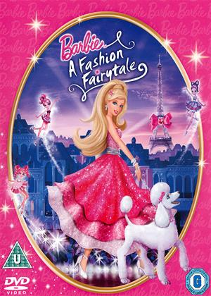 Rent Barbie: A Fashion Fairytale Online DVD Rental