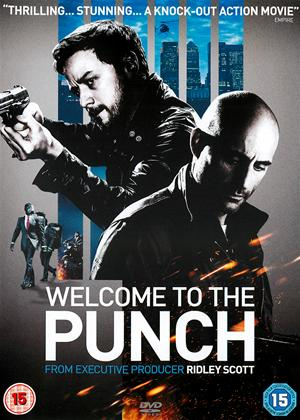 Rent Welcome to the Punch Online DVD Rental