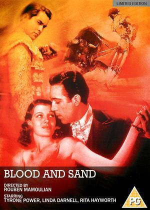 Rent Blood and Sand Online DVD Rental