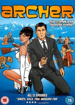 Rent Archer: Series 3 Online DVD Rental
