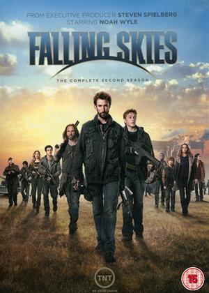 Rent Falling Skies: Series 2 Online DVD Rental