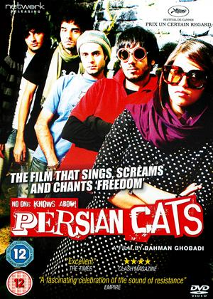 Rent No One Knows About Persian Cats (aka Kasi az gorbehaye irani khabar nadareh) Online DVD Rental