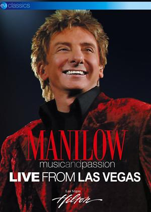 Rent Barry Manilow: Music and Passion: Live from Las Vegas Online DVD Rental