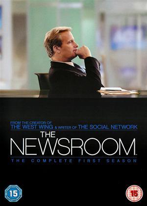Rent The Newsroom: Series 1 Online DVD Rental