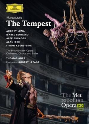 Rent The Tempest: Metropolitan Opera (Adès) Online DVD Rental