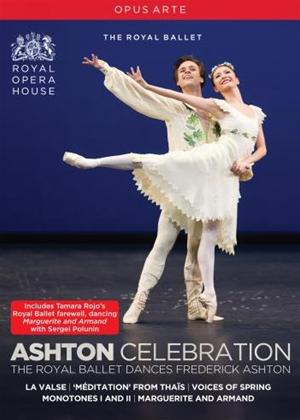 Rent The Royal Ballet Dances Frederick Ashton Online DVD Rental