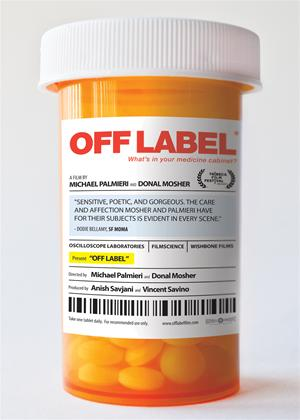 Rent Off Label Online DVD Rental