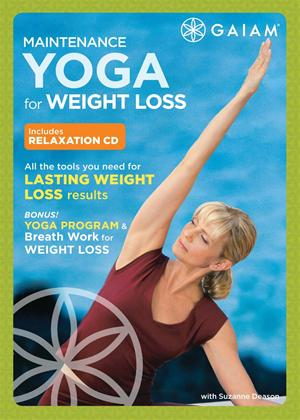 Rent Maintenance Yoga for Weight Loss Online DVD Rental