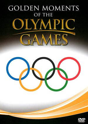 Rent Golden Moments of the Olympic Games Online DVD Rental