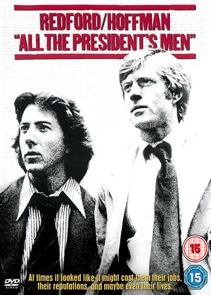 All the President's Men Online DVD Rental