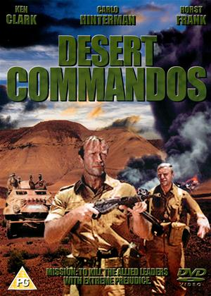 Rent Desert Commandos (aka Attentato Ai Tre Grandi) Online DVD Rental