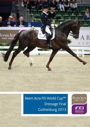 Rent FEI World Cup: Dressage Final: Gothenburg 2013 Online DVD Rental